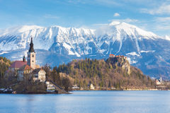 Bled, Slovenia, Europe. Royalty Free Stock Image