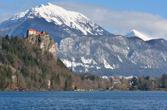 Bled, Slovenia Stock Images