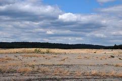 Bledow Desert, Poland Royalty Free Stock Images