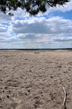 Bledow Sands, Poland Royalty Free Stock Image