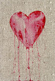 Bleeding heart Stock Images