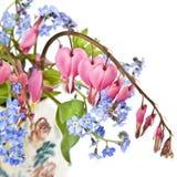 Bleeding Heart Bouquet Royalty Free Stock Image