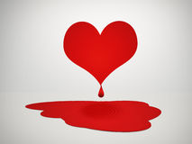 Bleeding Heart Stock Image