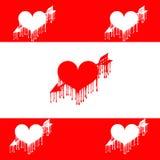 Bleeding heart Stock Image