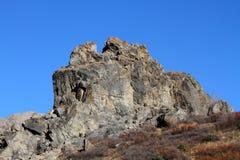 blef skała Fotografia Stock