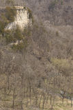 Blefu wzgórze W wiośnie Obrazy Royalty Free