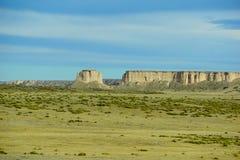Blefy w Wyoming fotografia royalty free