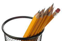 Bleistift stockfotos