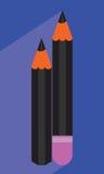 Bleistift Vektor Abbildung