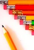 Bleistift Lizenzfreie Stockbilder