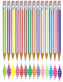 Bleistift Lizenzfreie Abbildung