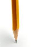 Bleistift auf Papier Lizenzfreie Stockbilder