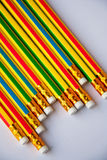 Bleistift bunt Lizenzfreies Stockfoto