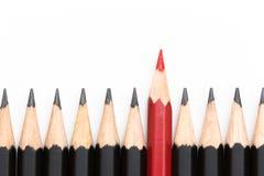 Bleistift-Führung Lizenzfreie Stockfotografie