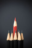 Bleistift-Führung Stockbilder