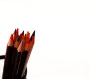 Bleistift-Halterung Stockfotografie