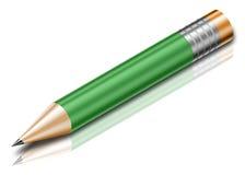 Bleistift-Ikone Stockbild
