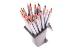 Bleistift im Cup Stockfotografie