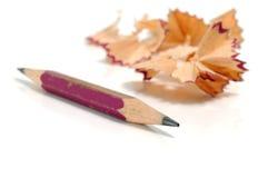 Bleistift klein Stockfotos