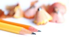 Bleistift-nahes hohes Lizenzfreie Stockfotografie