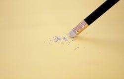 Bleistift-Radiergummi Stockfotos