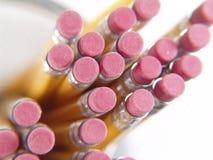 Bleistift-Radiergummis 2 lizenzfreies stockfoto