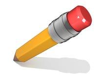 Bleistift-Schreiben Stock Abbildung