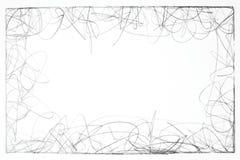 Bleistift und Papier Lizenzfreie Stockfotografie