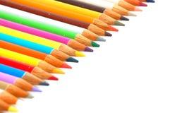 Bleistift-Zeichenstifte Lizenzfreies Stockbild