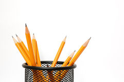Bleistifte 1 Lizenzfreie Stockfotografie