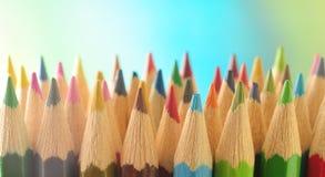 Bleistifte Stockfotos