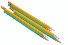 Bleistifte Stockbilder