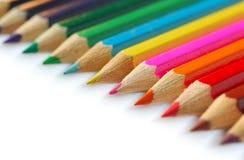 Bleistifte lizenzfreies stockfoto