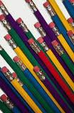 Bleistifte lizenzfreies stockbild