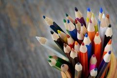 Bleistifte Stockbild