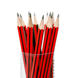 Bleistifte für das Zeichnen Lizenzfreie Stockfotos