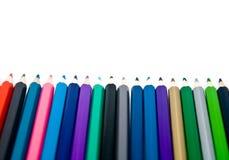 Bleistifte für Zeichnung Lizenzfreie Stockbilder