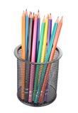 Bleistifte stellten in Cup ein Stockbilder