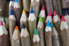 Bleistifte vom Wald Stockfotos