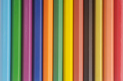 Bleistiftfarbe Lizenzfreie Stockfotografie