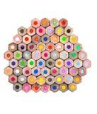 Bleistiftfarbe Lizenzfreies Stockbild