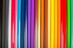 Bleistiftfarbe Stockbild