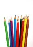Bleistifthintergrund Lizenzfreies Stockbild