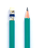 Bleistiftisolat Lizenzfreie Stockbilder