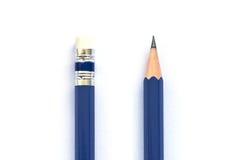 Bleistiftisolat Lizenzfreies Stockfoto