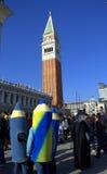 Bleistiftkostüme Venedig-Karneval Lizenzfreie Stockfotografie