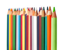 Bleistiftlinie Lizenzfreies Stockbild