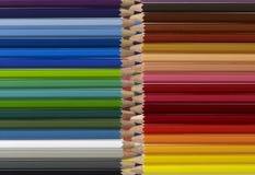 Bleistiftmuster Lizenzfreies Stockbild