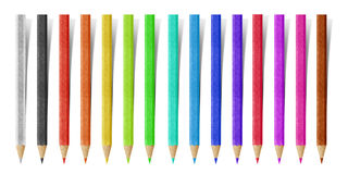 Bleistiftpapierfertigkeit Lizenzfreie Stockfotos