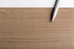 Bleistiftpunkt Lizenzfreie Stockfotografie